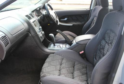 2006 Ford Falcon BF XR6 Sedan