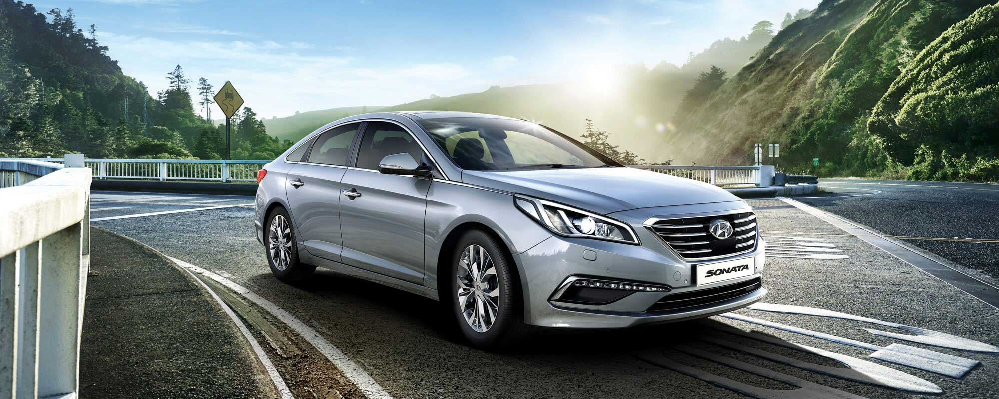 All-new Hyundai Sonata sedan, find out more at Metro Hyundai in Brisbane.