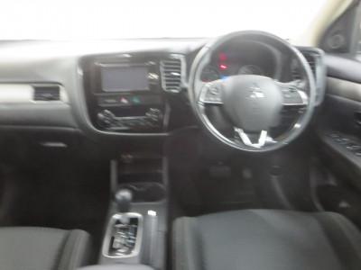 2015 Mitsubishi Outlander ZK LS Wagon