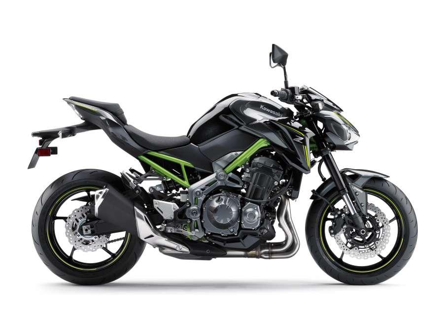 2017 Kawasaki Z900 2017 Z900
