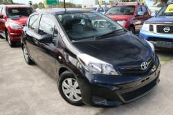 Toyota Yaris YR NCP90R MY11