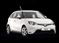 New MG MG3