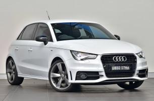 Audi A1 1.4T 8X  Sport SPTB STRO 7sp