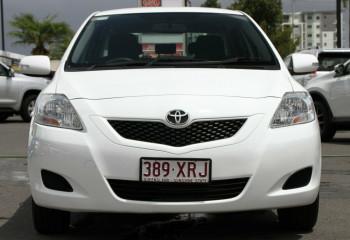 2014 Toyota Yaris NCP93R YRS Sedan