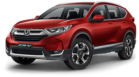 2017 MY18 Honda CR-V RW VTi-S AWD Other