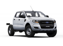 Ford Ranger 4x4 XL Double Cab Chassis 3.2L PX Series II