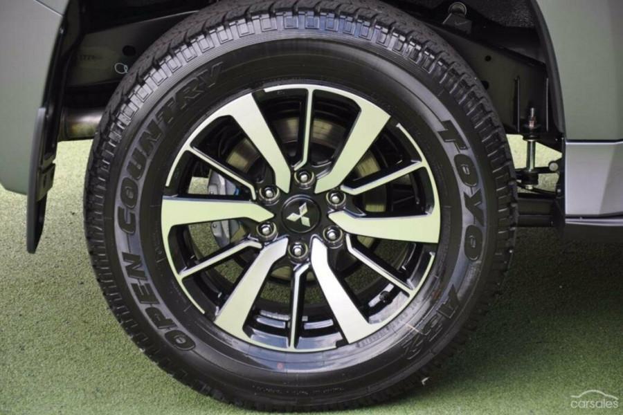 2016 MY17 Mitsubishi Pajero Sport QE GLX Wagon