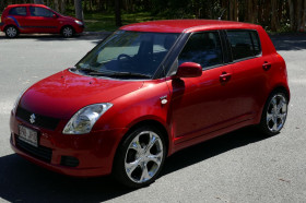 2006 Suzuki Swift RS415 GLX Hatchback
