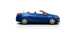 New Renault Megane Coupe-Cabriolet