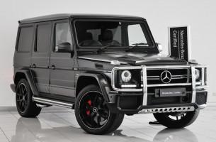 Mercedes-Benz G63 AMG W463 MY16