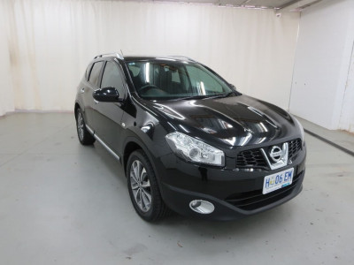 Nissan DUALIS Ti J10 Series II
