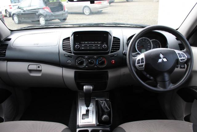 2014 Mitsubishi Triton MN MY15 Utility