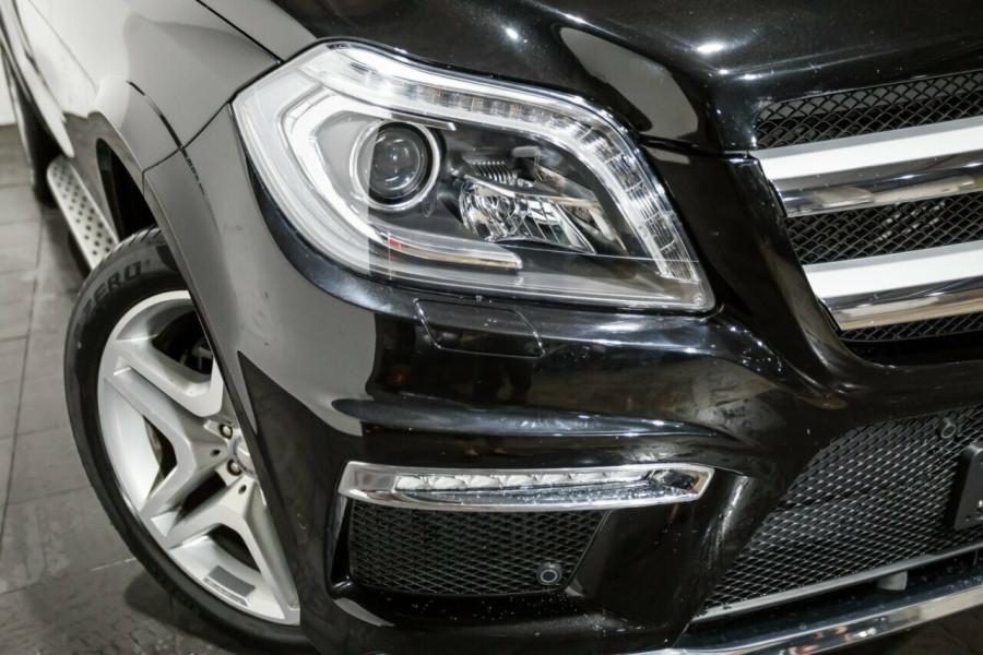 2014 Mercedes-Benz GL350 X166 BlueTEC 7G-Tronic + Wagon