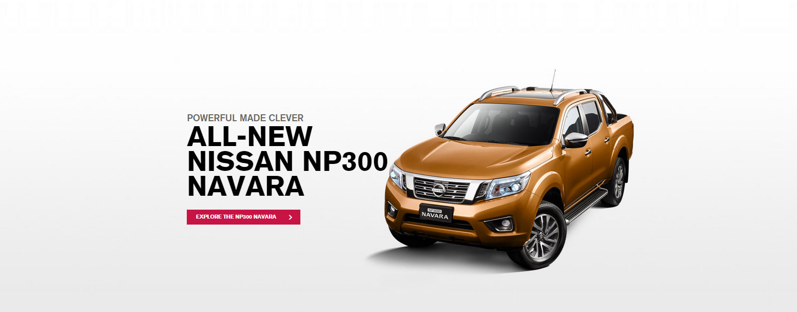 All-new Nissan NP300 Navara, powerful made clever, test drive at Metro Nissan Brisbane.
