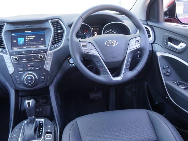 2017 Hyundai Santa Fe DM3 Series II Elite Wagon