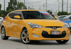 Hyundai Veloster + Coupe D-CT FS