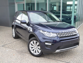 Land Rover Discovery Sport SD4 HSE Luxury L550