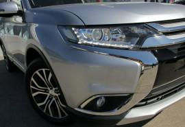 2017 MY Mitsubishi Outlander ZK LS 2WD 7 Seat Wagon
