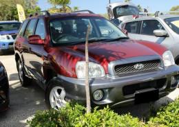 Hyundai Santa Fe GLS SM MY03.5