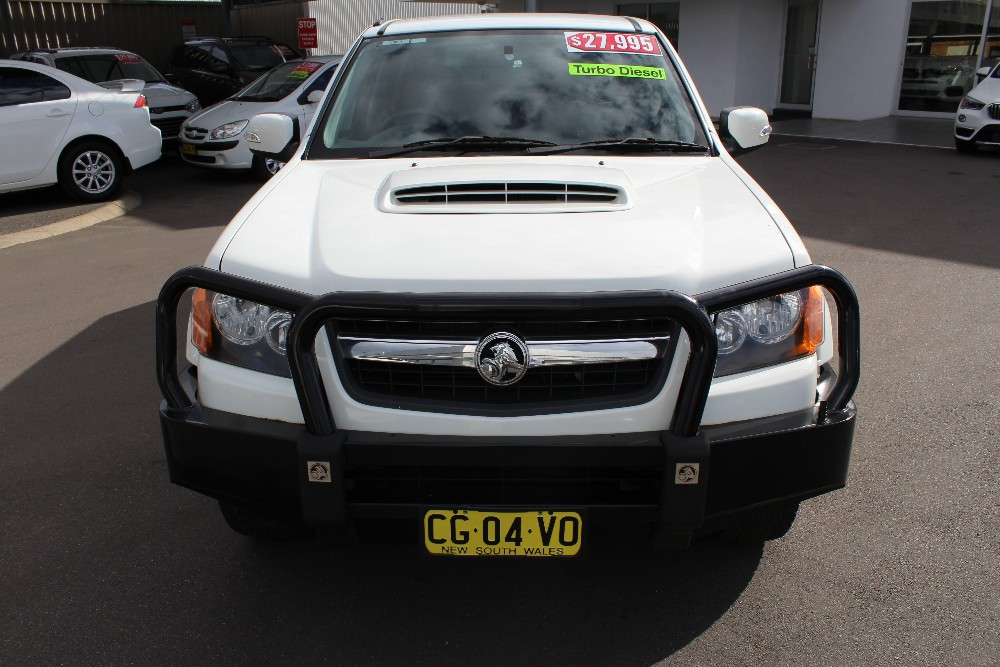 Used 2011 Holden Colorado Rc Lx R Ute For Sale In Tamworth