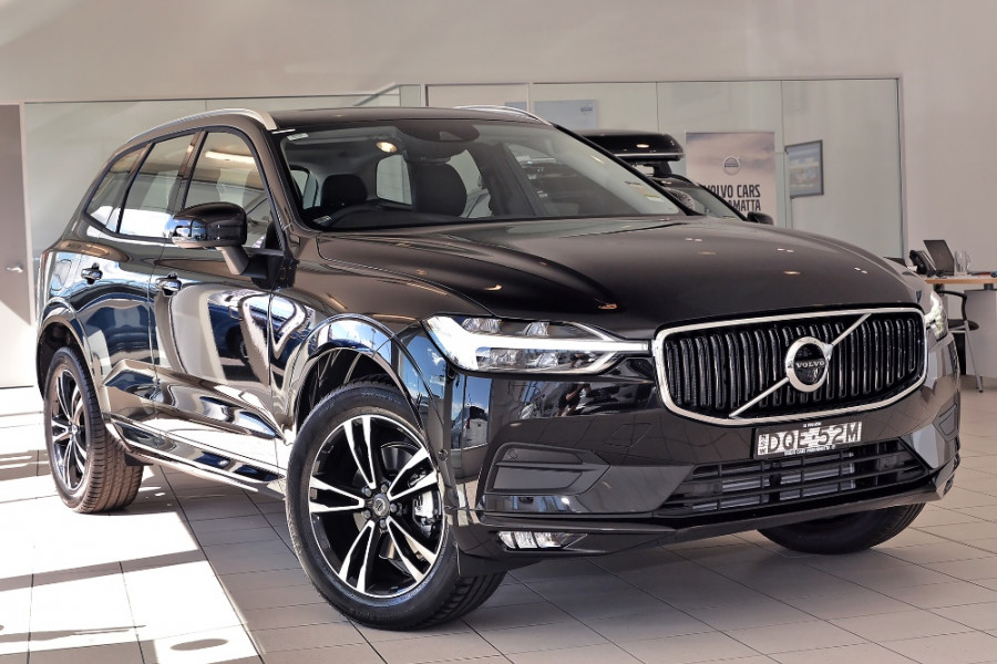 2017 My18 Volvo Xc60 Dz T5 Momentum Wagon For Sale In