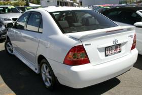 2006 Toyota Corolla ZZE122R 5Y Ascent Sport Sedan
