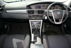 2013 MG MG6 IP2X GT S Hatchback