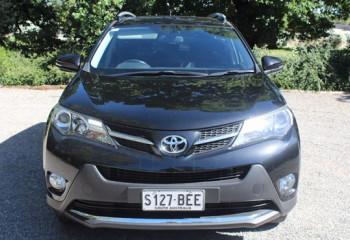 2014 Toyota Rav4 ASA44R MY14 GXL Wagon