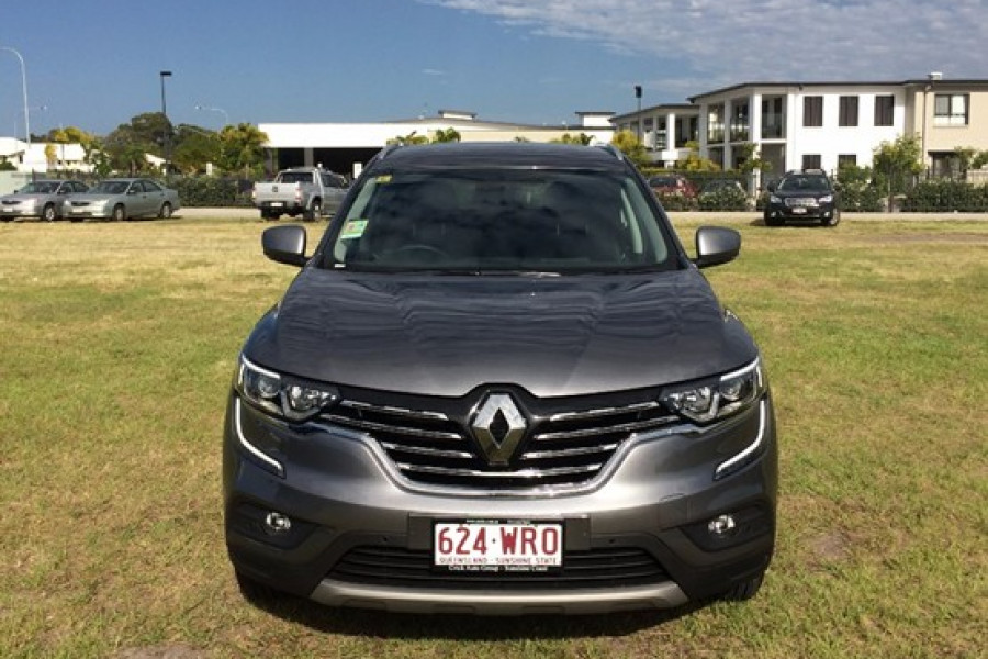 2016 my17 renault koleos hzg zen wagon for sale in maroochydore crick auto group. Black Bedroom Furniture Sets. Home Design Ideas