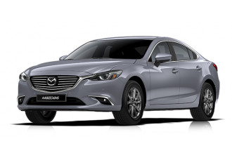 Mazda 6 Touring Sedan Diesel GJ Series 2