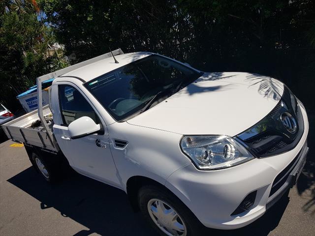 2014 Foton Tunland P201 Utility - single cab