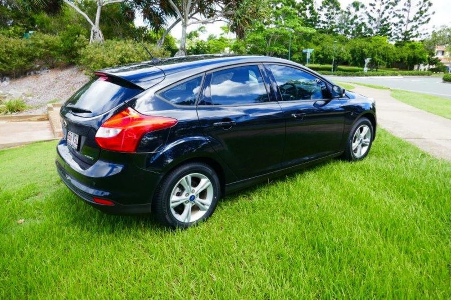2013 Ford Focus LW MKII Trend Sedan