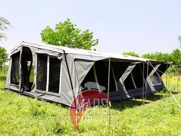 Titan Soft Floor Camper