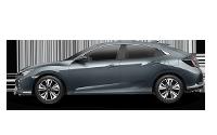 New Honda Civic Hatch