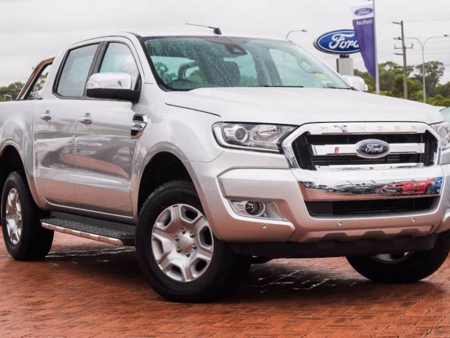 2017 MY18 Ford Ranger PX MkII 4x4 XLT Double Cab Pickup 3.2L Utility - dual cab