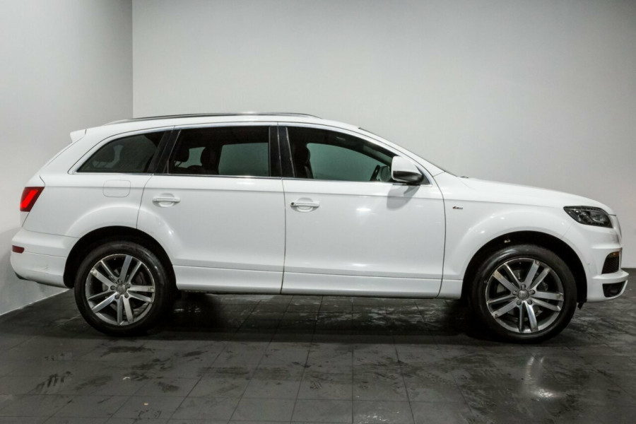 2010 audi q7 my10 tdi quattro wagon for sale in sydney autosports group. Black Bedroom Furniture Sets. Home Design Ideas