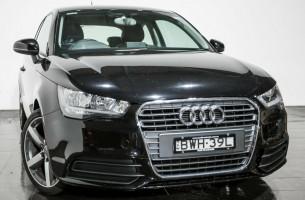 Audi A1 Ambition 8X MY11