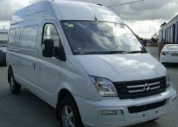 LDV V80 Van LWB High Roof