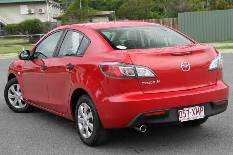 2010 Mazda 3 BL10F1 MY10 Neo Activematic Sedan