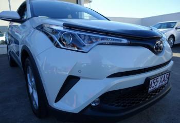2017 Toyota C-HR NGX10R S-CVT 2WD Wagon