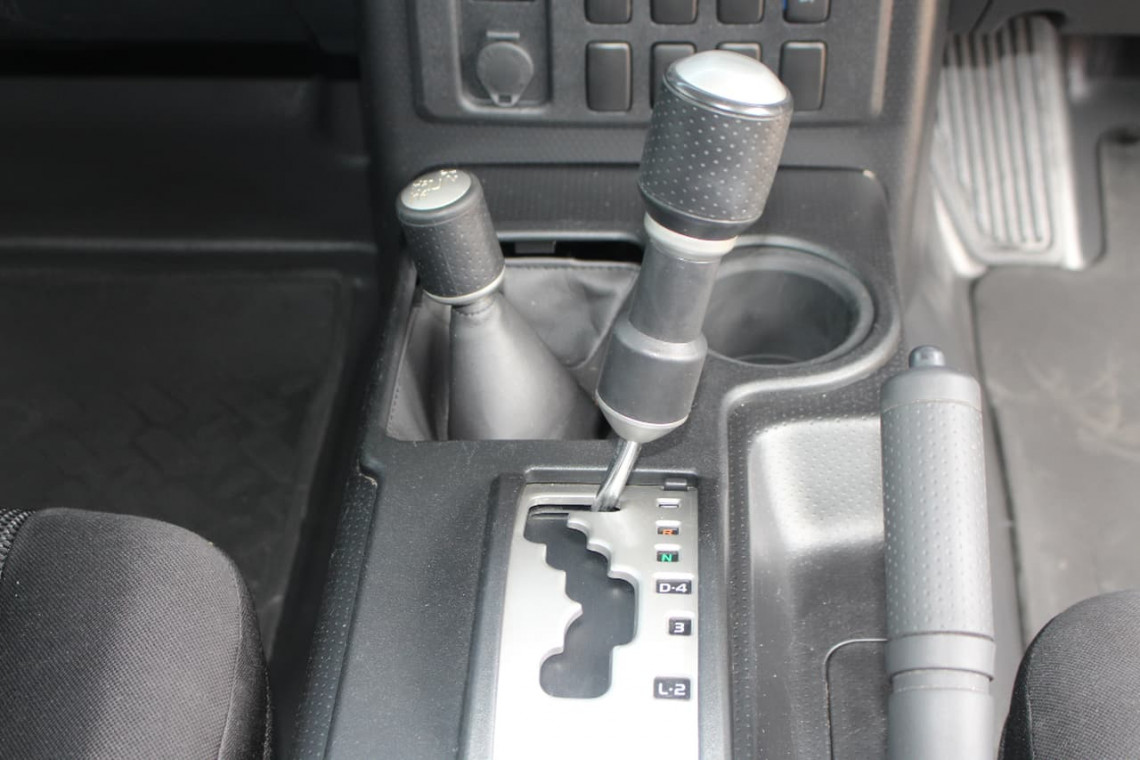 2014 Toyota Fj Cruiser GSJ15R MY14 Wagon