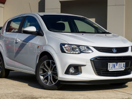 Holden Barina LS TM