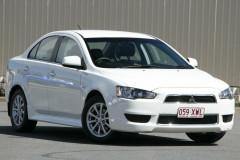 Mitsubishi Lancer LX CJ MY13