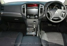 2016 Mitsubishi Pajero NX MY17 GLS 7 Seat Diesel Wagon