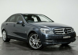 Mercedes-Benz C250 BlueEFFICIENCY 7G-Tronic + Avantgarde W204 MY11