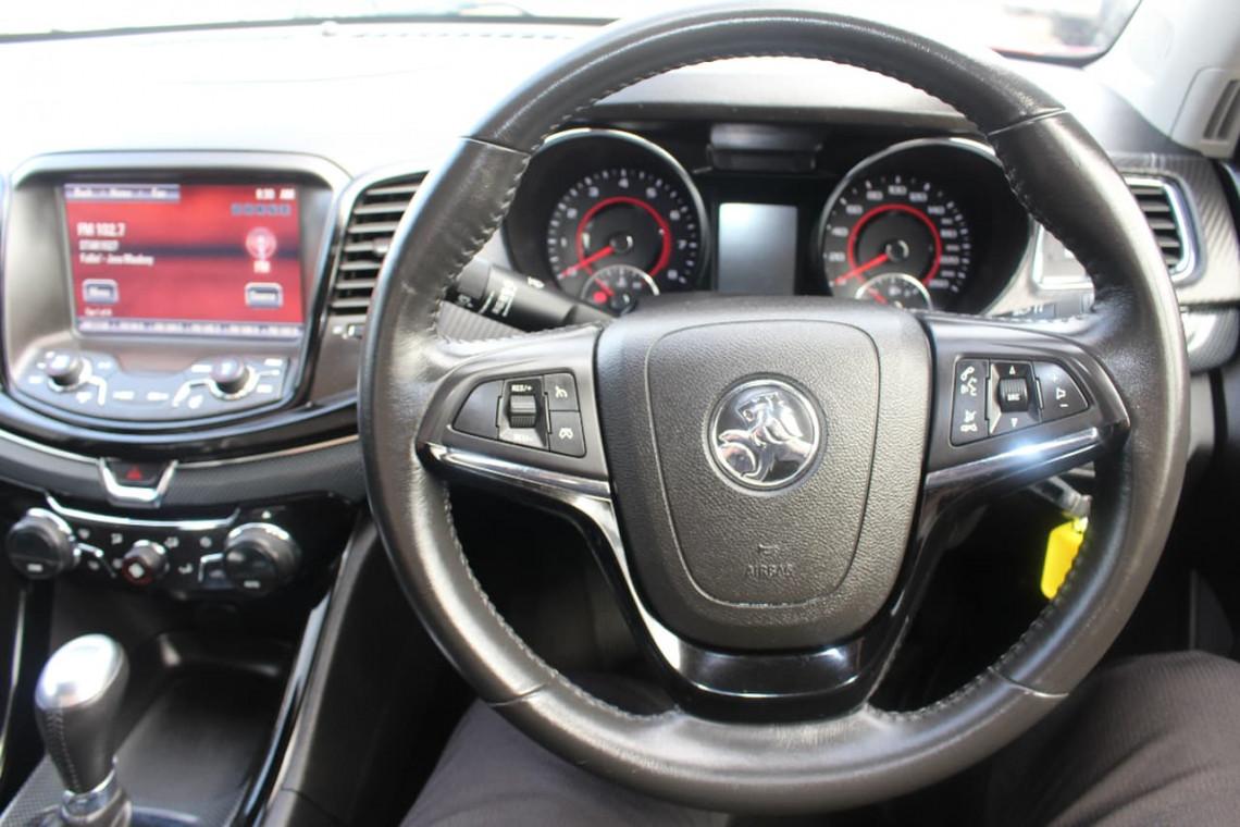 2014 Holden Ute VF MY15 SV6 Utility