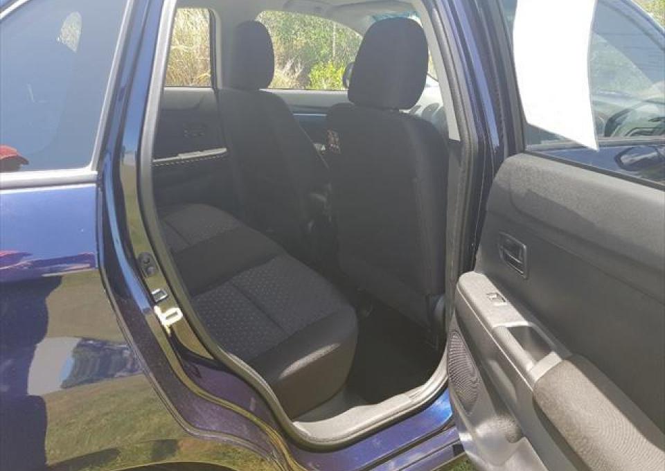 2012 Mitsubishi ASX XA  Activ Wagon