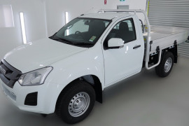 Isuzu UTE D-MAX 4x4 SX Single Cab Chassis