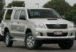 Toyota Hilux SR Double Cab KUN26R MY12