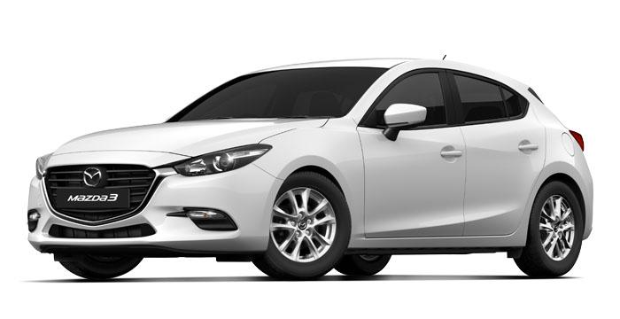 2017 Mazda 3 BN5478 Neo Hatch Hatchback